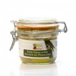 Foie Gras d'Oie Entier Origine Périgord 190g