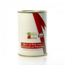 Bloc de Foie Gras de Canard IGP Périgord 400g