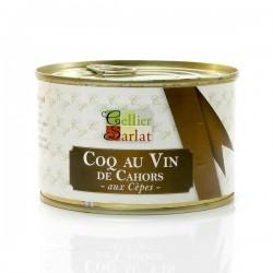 Coq au Vin de Cahors 400g