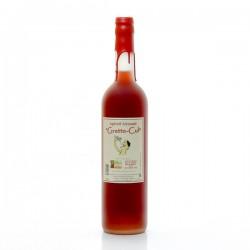 Apéritif Gratte-cul 11.5°, 75cl (à base de vin).