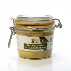Foie gras d'Oie Entier Origine Périgord 320g