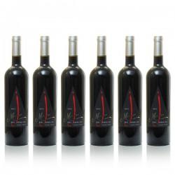 6 bouteilles Clos le Joncal Mirage AOC Côtes de Bergerac Rouge 2011