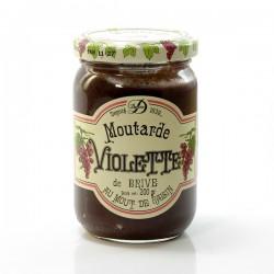 Moutarde Violette de Brive 200g
