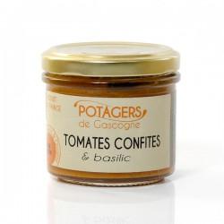 Amuse bouche tomates basilic, 110g