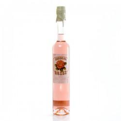 Crème de Rose 16° Distillerie La Salamandre, 50cl