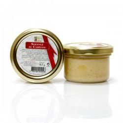 Le Soufflé au Cabécou - Fromage de Chêvre régional, 85g