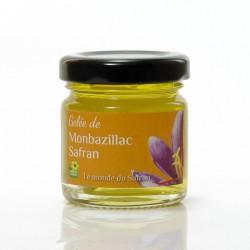 Gelée de Confit de Monbazillac au Safran du Périgord, 50gr