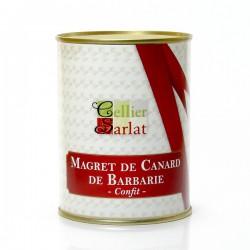 Magret confit de Canard de Barbarie, 600g