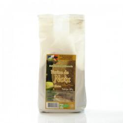 Farine artisanale de noix Bio du Perigord -sans gluten- Moulin de la Gaumerie