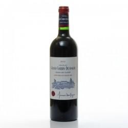 Château Grand Corbin Despagne AOC St Emilion Gd Cru Rouge 2014, 75cl