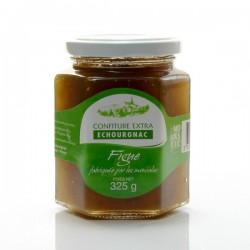 Confiture Artisanale EXTRA Aux Figues, 325g