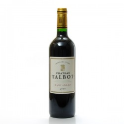 Chateau Talbot AOC Saint Julien rouge 2009, 75cl