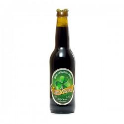 Bière artisanale Saint Patrick du Quercy Brasserie Ratz, 33cl