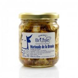 Marinade de fromage ferme de la brunie 200g