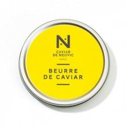 Beurre de caviar a 33% 50g