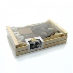 Cagette assortiment de chocolat Guinguet 720g