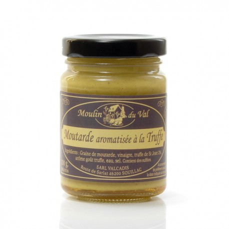 moutarde la truffe 100g foie gras sarlat. Black Bedroom Furniture Sets. Home Design Ideas