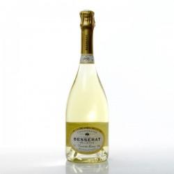 Champagne Besserat de Bellefon Cuvée des Moines Blanc de Blanc AOC Champagne Brut, 75cl