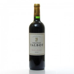 Chateau Talbot AOC Saint Julien rouge 2012, 75cl