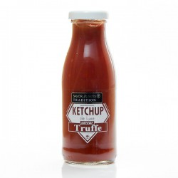 Ketchup de luxe saveur truffe 280g