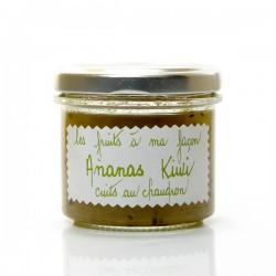 Douceur d'ananas et kiwi 100g