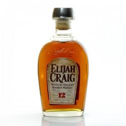 Elijah Craig 12 Year Old Bourbon Small Batch Whiskey 70 cl