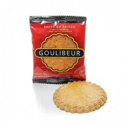 Galette Goulibeur pur beurre en sachet individuel 25g