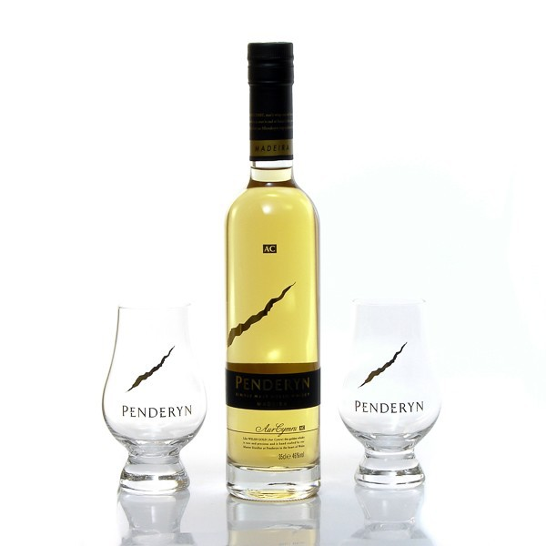 whisky penderyn madeira coffret 2 verres 46 35cl foie gras sarlat. Black Bedroom Furniture Sets. Home Design Ideas
