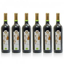 Promotion 6 bouteilles Château Miaudoux AOC Bergerac Rouge 2015, 75cl