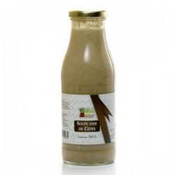 Soupe fine de Cèpes 50cl