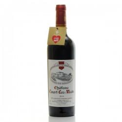 Château Court les Mûts AOC Côtes de Bergerac rouge 2014, 75cl