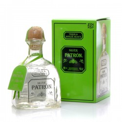 Tequila Patron Silver 40° 70cl