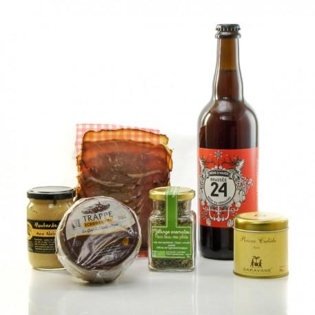 Super assortiment pour cuisiner le welsh du p rigord - Cuisiner le foie gras frais ...