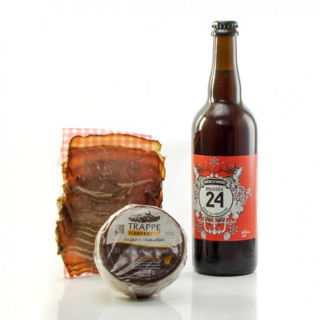 Assortiment pour cuisiner le welsh du p rigord foie gras - Cuisiner le foie gras frais ...