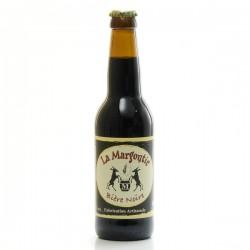 Bière brune artisanale du Périgord brasserie Margoutie 33cl