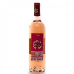 Vin de Domme Rosé - Cuvée Gourmandise - 2016 IGP Vin de Pays du Périgord, 75cl