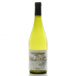 DOMAINE AMETHYSTES AOP MACON VILLAGES BLANC 2016 75 CL