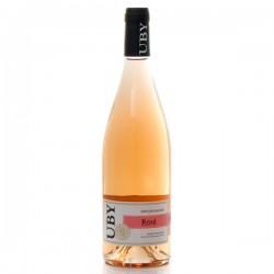 Domaine UBY IGP Côtes de Gascogne rosé 2016 75 cl