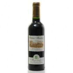 Château Miaudoux AOC Bergerac Rouge Bio 2007 37,5cl
