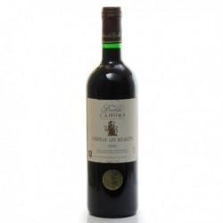 Château Les Rigalets Prestige AOC Cahors 2000 75cl