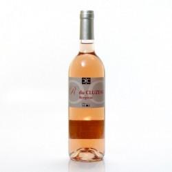 Château Cluzeau AOC Bergerac Rose 2014 75cl