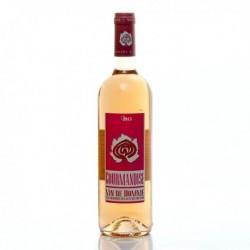 Vin De Domme Rose Cuvée Gourmandise Vin Du Périgord 2015 75cl