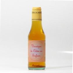 Vinaigre de cidre au safran 25 cl - Mere de vinaigre de cidre ...