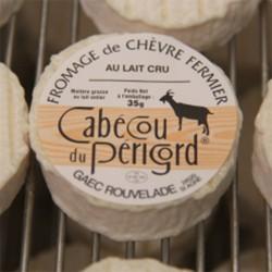 Cabécou au lait cru de chèvre du Périgord 35g par 5 soit 170g