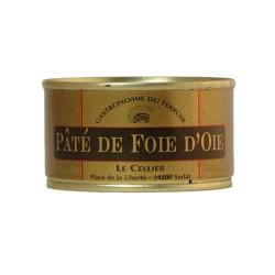 P t de foie gras d 39 oie 130g for Garage patte d oie