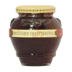 Moutarde Violette Denoix Corrèze