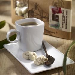 Noix du Périgord Noir au Chocolat Blanc