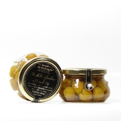 Mirabelles rafraichies à l'eau de vie de Prunes