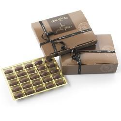 Chocolat à la vieille prune de Souillac Louis Roque