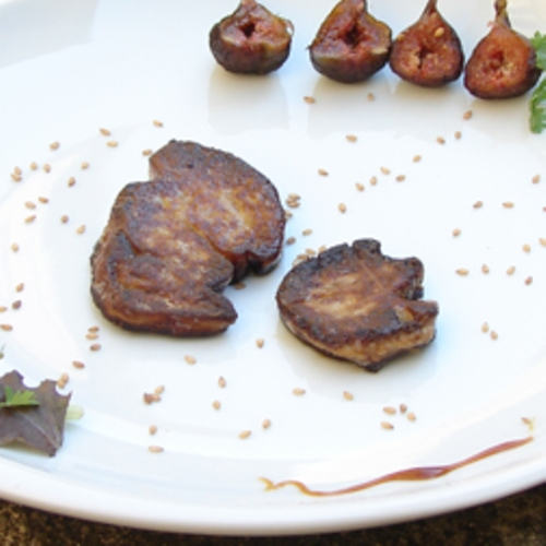 Recette foie gras poele foie gras sarlat - Cuisiner un foie gras cru ...